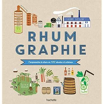 Rhumgraphie: Comprendre le rhum en 100 dessins et schémas