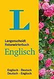 Langenscheidt Reisewörterbuch Englisch - klein und handlich: Englisch-Deutsch/Deutsch-Englisch (Langenscheidt Reisewörterbücher)