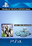 PSN credit for Fortnite - 6.000 V-Bucks + 1.500 extra...