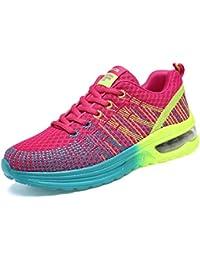 Moonwalker Zapatillas De Deportes para Mujer Gimnasio Correr
