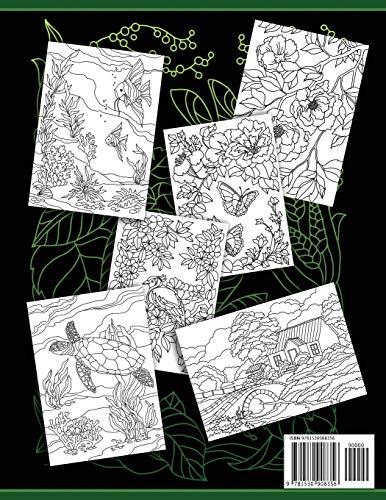 Zoom IMG-1 libri da colorare per adulti