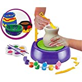 WP Imaginative Arts Pottery Wheel Game for Kids, Game and Learn Educational Toy