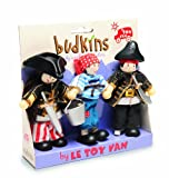 Le Toy Van - BK909 - Figurine - Les Pirates