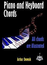 Piano and Keyboard Chords (English Edition)