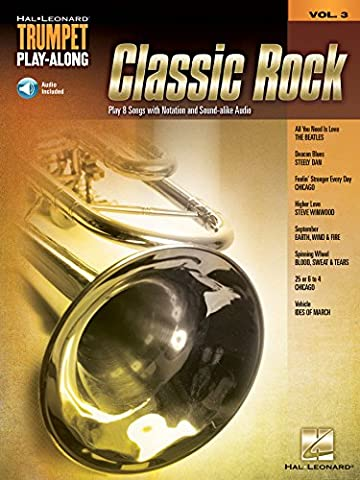 Classic Rock: Trumpet Play-Along Volume 3