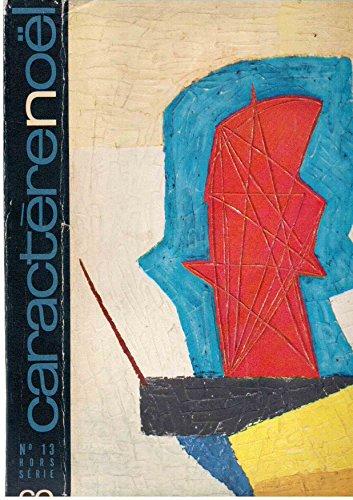 Caractre Nol Dcembre 60 - 1960 - numro 13 hors srie
