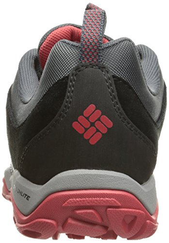 Sunset Venture Outdoor Grau Fire Damen graphite Textile Columbia 053 Fitnessschuhe Red Wmns Ewxz6nqWgB
