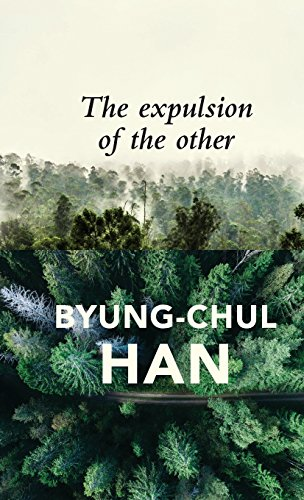 Expulsion of the Other: Society, Perception and Communication Today por Byung-Chul Han