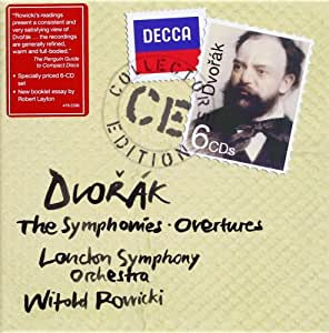 Dvorak: The Symphonies (Decca Collectors Edition)