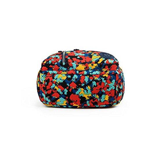 Uniformed Messenger Großer Kapazitäts Reisetasche Mittlerer Nylon Oxford Stoff A