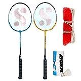 #3: Silver's SIL-Drive-Combo-6 Aluminum Badminton Set