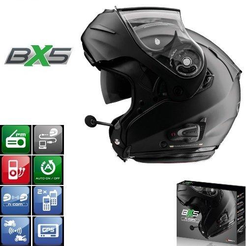 N COM Bluetooth Kit BX5comunicazione System-X 1003, X1002, X-702gt, X 702, X 701, X 661, X 603, X 602, X 551, X 403, x402gt, x402t, X 402Taglia UNI