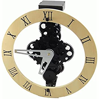 Unusual Cogs Moving Gear Wall Stand Clock Gcl08 333