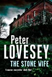 Front cover for the book The Stone Wife by Peter Lovesey