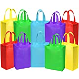 Ava & Kings Reusable Party Favor Kids Goodie Bags - Solid Rainbow by Ava & Kings