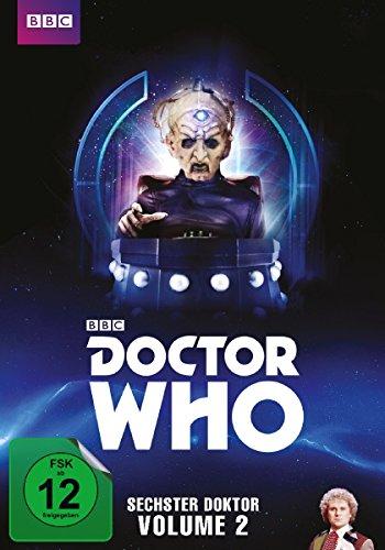 Sechster Doctor Vol. 2 (5 DVDs)