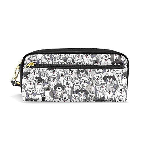 Sheepdogs On Watch_120 Kosmetiktaschen Federmäppchen Portable Travel Makeup Organizer Multifunktions-Tasche Taschen für Frauen - Frauen Watchs Xoxo