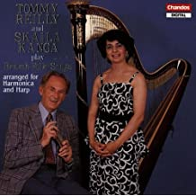 British Folk Songs: Arranged for Harmonica and Harp by TOMMY / SKAILA KANGA REILLY