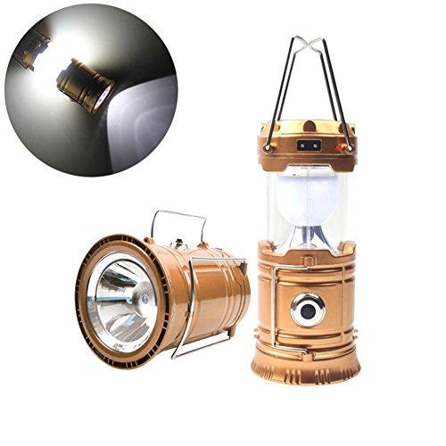 Preisvergleich Produktbild Janecrafts LED Laternen Zusammenklappbare Campinglampe Wasserdichte Zeltleuchte Aussenleuchte für Camping, Wandern, Notfall [Energieklasse A+]