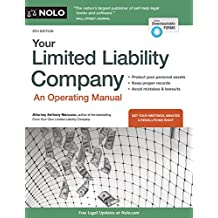 Your Limited Liability Company: An Operating Manual (English Edition)