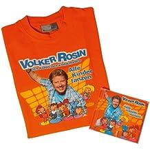 Alle Kinder tanzen (Limited Edition inkl. T-Shirt Gr. 140 / exklusiv bei Amazon.de)