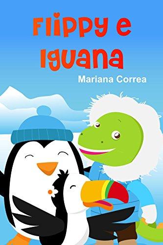 Flippy e Iguana por Mariana Correa