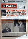 Telecharger Livres PARISIEN LIBERE LE No 9610 du 20 08 1975 C ETAIT LA FETE DU FOOTBALL HIER SOIR AU PARC DES PRINCES FRANCE 3 REAL 1 LA CLEMENCE FERA T ELLE DISPARAITRE LE CRIME LE JEU MORTEL DE LA POUSSETTE EN VOITURE N A COUTE QUE 6 MOIS DE PRISON AU CHAUFFARD DE CHALON S MARNE 5 BLESSES DONT 2 GRAVES LES ASSURANCES PAIERONT ELLES L ESPAGNE NE VEUT PAS DEVENIR LE PORTUGAL IGNOBLE UNE JEUNE FEMME ENCEINTE DE 6 MOIS TORTUREE PAR 2 INCONNUS MYSTERE A MOULINS BRIGITTE 18 ANS TUEE D UN COUP (PDF,EPUB,MOBI) gratuits en Francaise