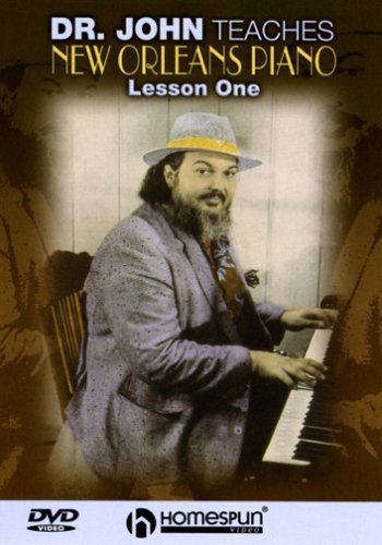 Dr John - Teaches New Orleans Piano 1 [Edizione: Regno (Sala Piano Music)