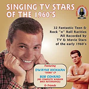 Singing TV Stars of the 1960s