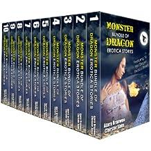 Monster Bundle of Dragon Erotica Stories: Featuring 10 Hot Dragon Erotica Stories