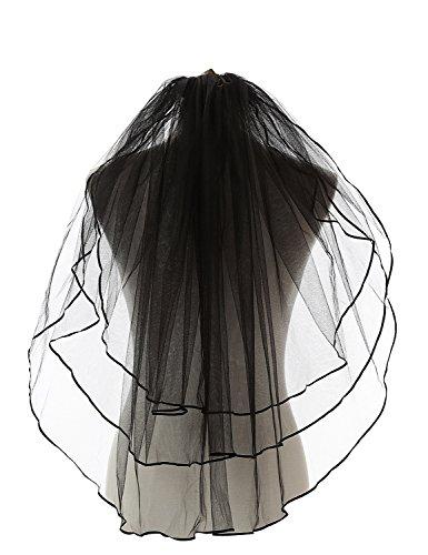 sarahbridal-velo-de-novia-mujer-negro-negro