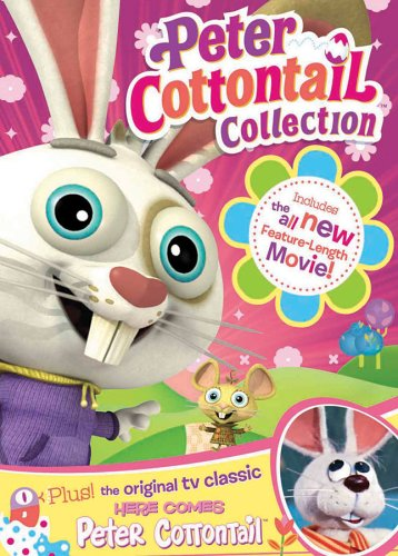Peter Cottontail Collection (2pc) / (Gift) [DVD] [Region 1] [NTSC] [US ()