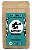koawach Klassik Trinkschokolade mit Guarana Wachmacher Kakao - Bio, vegan und fair gehandelt (220g)