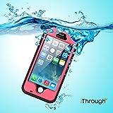 iPhone 5S Wasserdichtes Schutzhülle, iThroughTM...