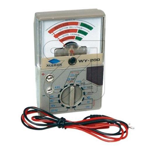 BT 105 A Batterietester