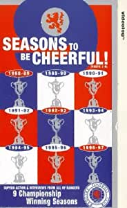 Rangers - Seasons to Be Cheerful [VHS] [UK Import]