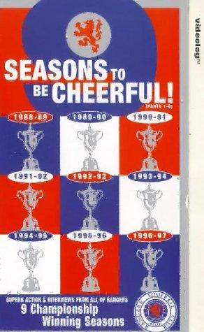 Rangers-Fc-Seasons-To-Be-Cheerful-Parts-1-9-VHS