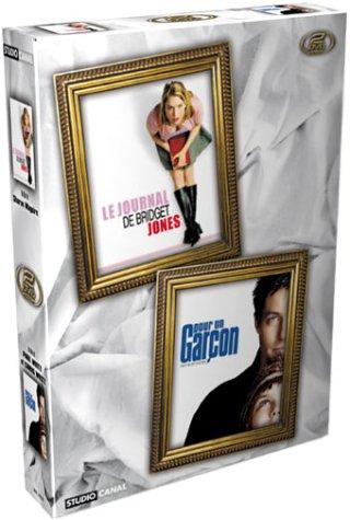 Coffret Comédies Romantiques 2 DVD : Le Journal de Bridget