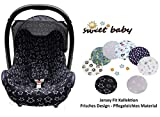 Sweet Baby ** Pack Complet 100% Jersey Fit ** Housse + Capote + Protection ceinture...
