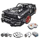 Tosbess-Technic-Auto-Sportiva-Ford-Mustang-3168-Pezzi-Blocchetti-di-Costruzione-Compatibile-con-Lego-Technic
