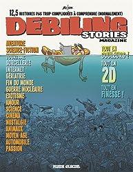 Debiling stories magazine
