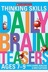 Daily Brainteasers for Ages 7-9 Paperback