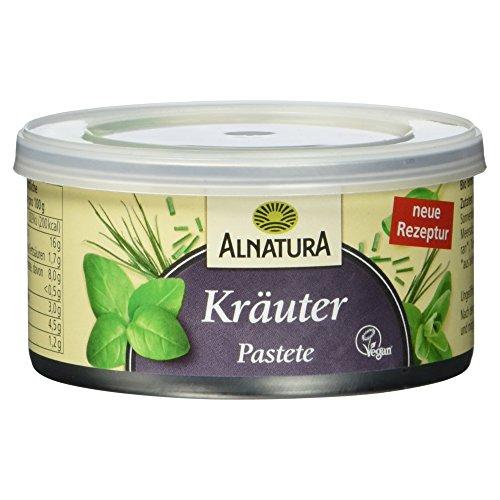 Alnatura Bio Pastete Kräuter