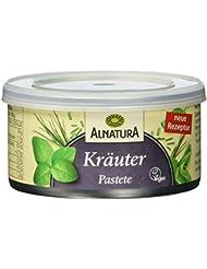 Alnatura Bio Pastete Kräuter, vegan, 125 g