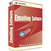 Lantech Soft Emailing Software - 1 PC, 1 Year (CD)