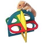 Rosewood Boredom Breaker Small Animal Activity Toy Play-n-Climb Kit 4