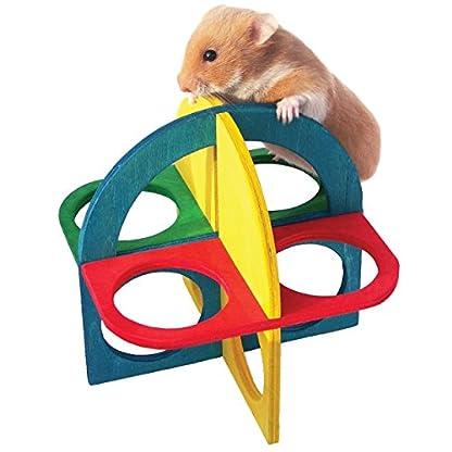 Rosewood Boredom Breaker Small Animal Activity Toy Play-n-Climb Kit 1