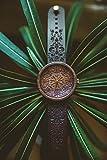 Orologio in legno Mandala King da Ovi Watch   Prodotti con segno Mandala   Orologi Svizzeri   Regalo di tipo Premium