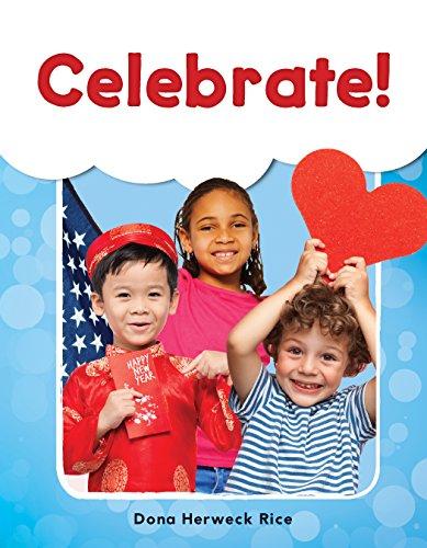 Celebrate! (Grade 1) (My Words Readers)
