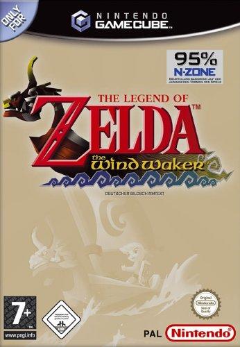 Nintendo The Legend of Zelda - The Wind Waker